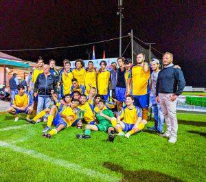 Castelbaldo 2016: Juniores campioni!