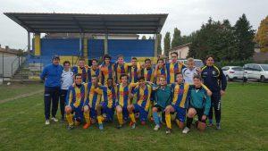 Allievi, grande vittoria contro il Villa Azzurra!