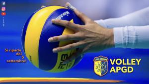 Volley APGD – Si ritorna a volare!